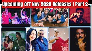 Upcoming November 2020 Movies Release On OTT - Part 2 | AmazonPrime | NetFlix | Lakshana Ulagam
