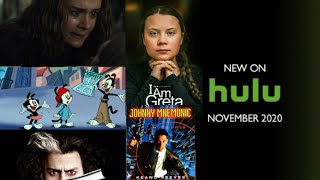 What's Coming to Hulu in November 2020