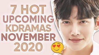 TOP 7 Hottest Korean Dramas To Watch in November 2020 [Ft. HappySqueak]