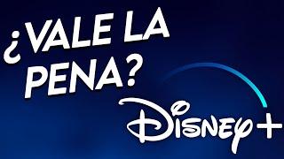 ¿Vale la pena Disney Plus? | Costo, catálogo y más