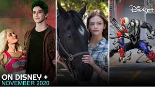 Next on Disney+ - November 2020 | Disney+ | Start Streaming Now