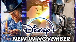 NEW Disney Plus Trailer! November Update!
