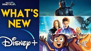 What's New On Disney+ | Star Wars: The Mandalorian Season 2