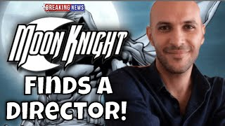 Moon Knight Disney Plus Series  - Egyptian Mohammad Diab Will Direct Whole Season