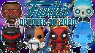 Funko News October 30, 2020 | Fortnite | Batman | Disney+ & More!