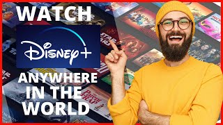 📺 How to Watch Disney Plus Outside the US ✅ Best VPN For Disney Plus In Any Country