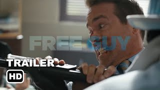 FREE GUY (2020) Official Comedy Movie Trailer #1 (HD)