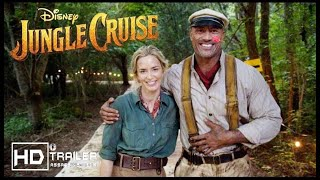 JUNGLE CRUISE Trailer 2020 Dwayne Johnson, Emily Blunt Action, Comedy Movie