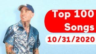 US Top 100 Songs Of The Week (October 31, 2020)