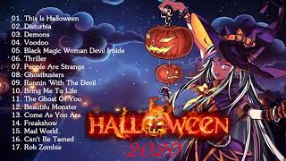 Halloween Party Music Mix 👻Best Halloween Songs 2020 👻👻 The Best Halloween Party Playlist 2020