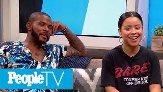 Cierra Ramirez And Trevor Jackson Talk Their Steamy 'Broke Us' Music Video | PeopleTV