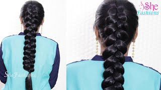 Karva Chauth Special Hairstyle || Festival Hairstyles 2020 || Trending Hairstyle