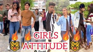 |🔥🔥 GIRLS ATTITUDE TIKTOK VIDEO 🔥 | NEW TRENDING VIDEOS |VIRAL ATTITUDE TIKTOK VIDEOS |