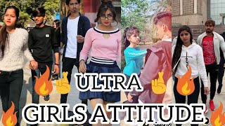 |🔥 GIRLS ATTITUDE TIKTOK VIDEO 😎 | BEST TRENDING VIDEOS | VIRAL GIRLS ATTITUDE TIKTOK VIDEO |