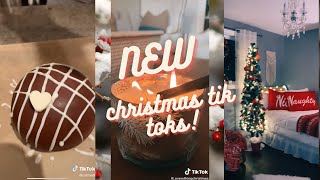 NEW Christmas Tik Tok Compilation 2020