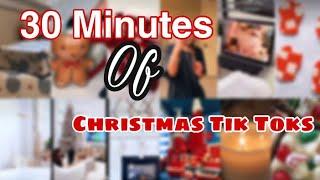 Christmas Tik Tok Compilation ( 30 Minutes)