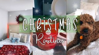 Christmas Routines|| TikTok compilation