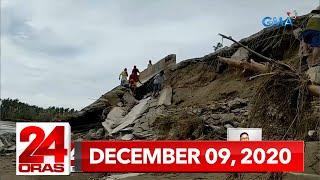 24 Oras Express: December  9, 2020 [HD]