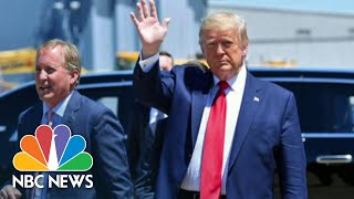 Why 'Safe Harbor Day' Is Bad News For Trump | NBC News NOW