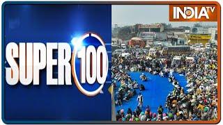 Super 100: Non-Stop Superfast | December 9, 2020 | IndiaTV News