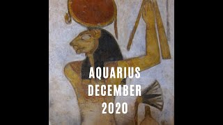 AQUARIUS DECEMBER 2020: GANGSTALKING EXPOSED, FEDERAL CHARGES AND BAD HEALTH
