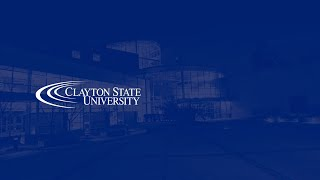 Clayton State University - College of Health - Virtual Celebration - December 2020