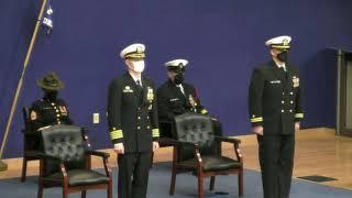 Navy Officer Candidate School (OCS) Graduation (Dec. 04, 2020)