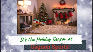 Christmas At Gagnon Sports