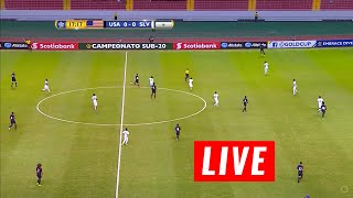 USA VS. El Salvador (( Livestream )) WORLD Friendly International