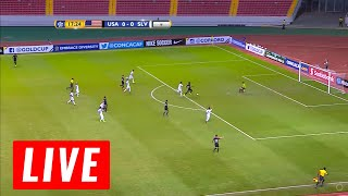 LIVE: USA vs El Salvador | Friendly match Live Stream El Salvador VS USA En Vivo