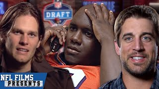 Waiting to Hear your Name at the NFL Draft | NFL Films Presents