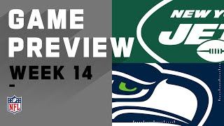 New York Jets vs. Seattle Seahawks | Week 14 NFL Game Preview