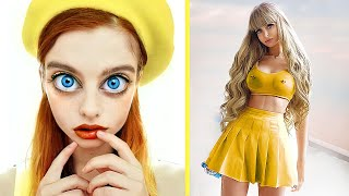 15 People With Rarest and Unique Beauty Around the World!