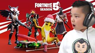 New Season 5 Fortnite Fun CKN Gaming