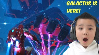 GALACTUS IS HERE!!! Live Event CKN Gaming