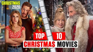 Top 10 Christmas Movies Available to Watch on Netflix 2020
