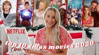 TOP 10 NETFLIX CHRISTMAS MOVIES 2020
