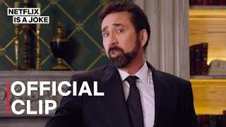 Nicolas Cage's History Of Swear Words | Coming January 5