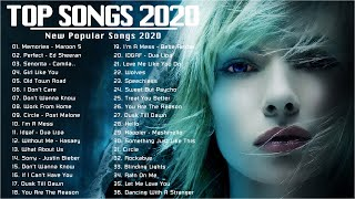 Trending Music 2020 💦  Top 50 Popular Songs Playlist 2020 💦  Best English Music Collection 2020