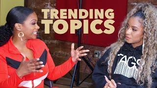 Trending Topics TikTok With Jazmine