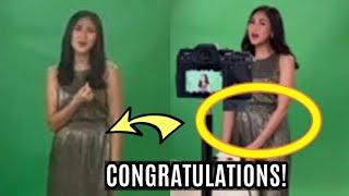 VIDEO ng BABY-BUMP ni SARAH GERONIMO TRENDING NGAYON!