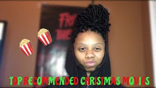 VLOGMAS DAY 5 | Top 5 recommended christmas movies
