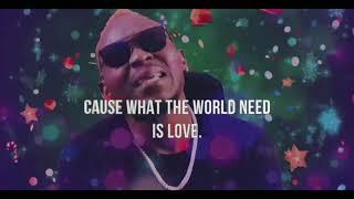 LOVE ON CHRISTMAS LYRICAL VIDEO