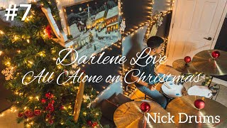 #7 All Alone on Christmas - Darlene Love - Drum Cover
