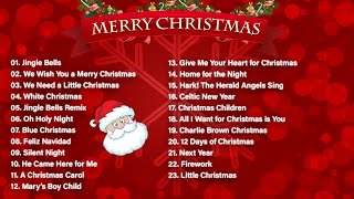 Top 100 Christmas Songs of All Time 🎄 3 Hour Christmas Music Playlist