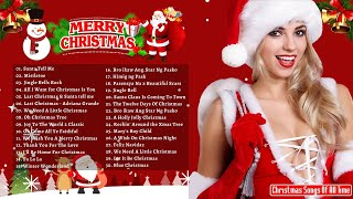 Christmas Music 2020 🎄 Top Christmas Songs Playlist 2020 🎅 Best Christmas Songs Ever