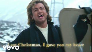 Wham! - Last Christmas (Official Karaoke Video)