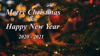 Merry Christmas & Happy New Year 2020 - 2021 🎁 Nonstop Christmas Songs 2020 - 2021