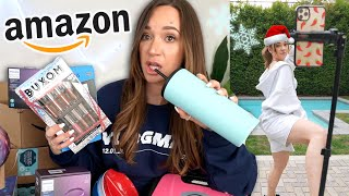 50+ Christmas Gifts YOU NEED from AMAZON!! *Haul + Gift Guide