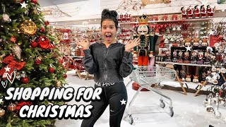 MORE Christmas Shopping!! + wrapping lots of presents
